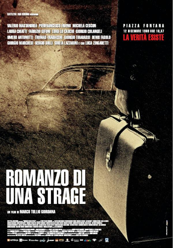 Роман о бойне (Romanzo di una strage), 2012