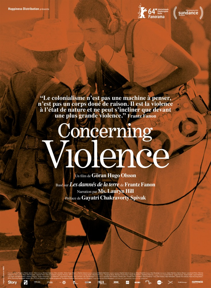 О насилии (Concerning Violence), 2014 (русские субтитры)