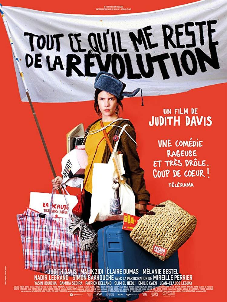 Всё, что осталось от революции (Tout ce qu'il me reste de la révolution), 2018