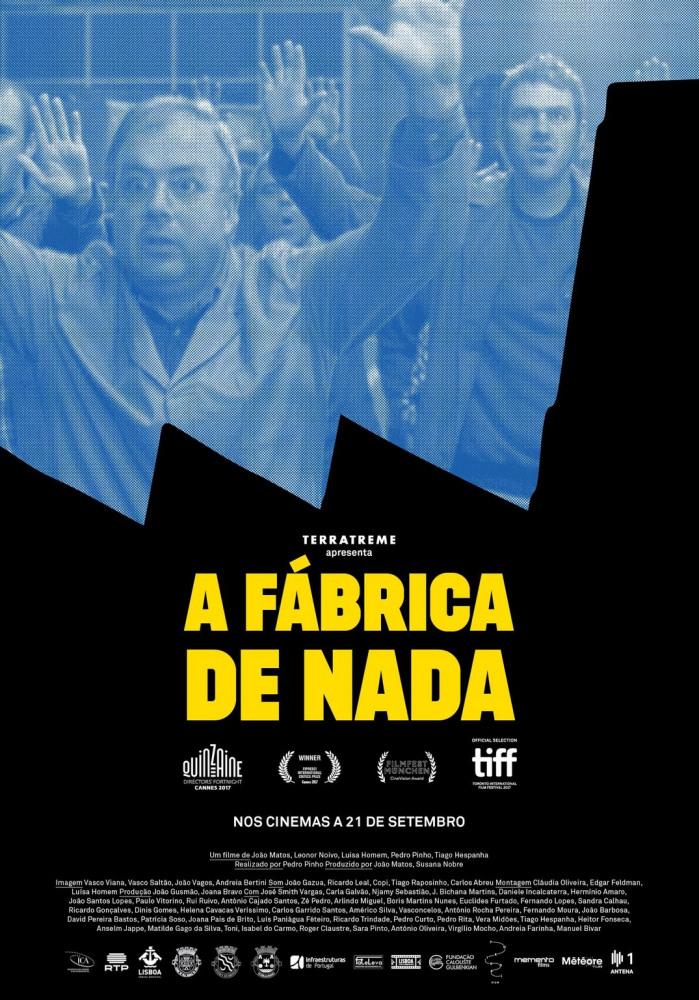 Фабрика ничего (A Fábrica de Nada), 2017 (английские субтитры)