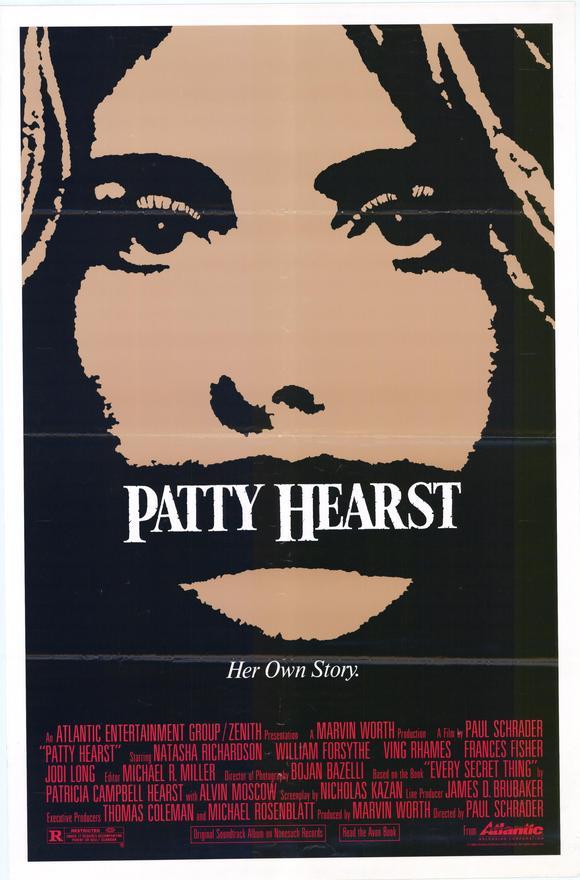 Патти Херст (Patty Hearst), 1988 (английские субтитры)