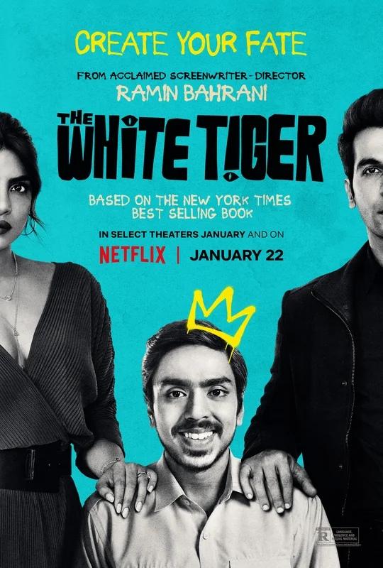 Белый тигр (The White Tiger), 2020