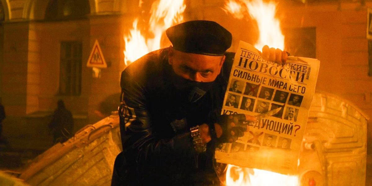Кинокритик Георгий Дарехвилидзе о политической составляющей нового фильма